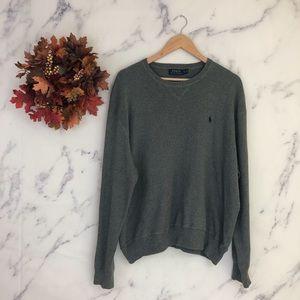 POLO Ralph Lauren Crewneck Pullover Sweatshirt